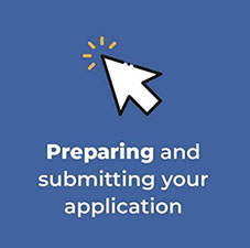 Preparing and submitting your application